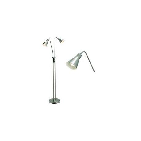 ODENSE LAMPA PODŁOGOWA 2 x 40W E14 STAL MARKSLOJD 102241