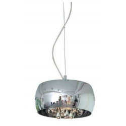 CRYSTAL LAMPA WISZĄCA P0076-03E ZUMA LINE