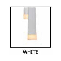 STYLO 1 WHITE LAMPA WISZĄCA AZ0206 AZZARDO
