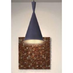 VITA LAMPA WISZĄCA AZZARDO LP6002-L (BLACK)