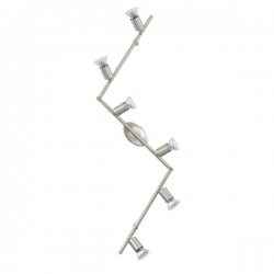 BUZZ-LED - LAMPA ŚCIENNO-SUFITOWA EGLO - 92599