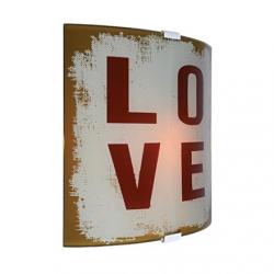 LOVE KINKIET MARKLOJD 104891