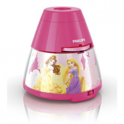 PRINCESS 71769/28/16 PROJEKTOR i LAMPA LED PHILIPS...