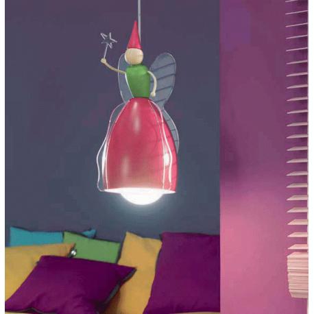 FAIRY - LAMPA WISZĄCA MASSIVE KICO - 40279/55/16