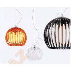 ARCADA L LAMPA WISZĄCA AZZARDO LP6013-1W (CLEAR) 40cm