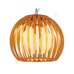ARCADA M LAMPA WISZĄCA AZZARDO MD2106-1SO (ORANGE) 30cm