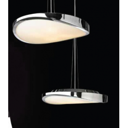 CIRCULO 58 MD 5657L CHROM LAMPA WISZĄCA AZZARDO