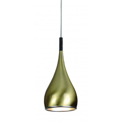 SPELL ZŁOTY LAMPA WISZĄCA AZZARDO LP5035-FRANCE Gold