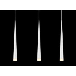 STYLO 3 WHITE LAMPA WISZĄCA AZZARDO MD1220B-3