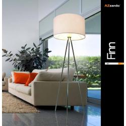 FINN FL-12025 WHITE LAMPA PODŁOGOWA AZZRADO