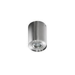 BROSS 1 GM4100 LAMPA NATYNKOWA AZZARDO BIAŁA/ALUMINIUM AZ0781