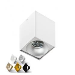 HUGO 1 WHITE GM4104 WH LAMPA NATYNKOWA AZZARDO / Wybór koloru reflektora