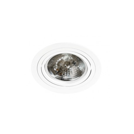 STAN GM2111 LAMPA OCZKO WPUSZCZANE AZZARDO WH DOWNLIGHTS