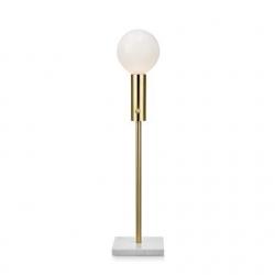 MARBLE 105510 LAMPA STOŁOWA MOSIĄDZ LAMPGUSTAF