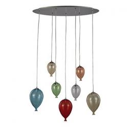CLOWN SP7 100937 NOWOCZESNA LAMPA IDEAL LUX