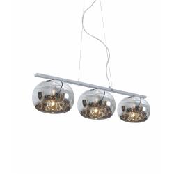 CRYSTAL LAMPA WISZĄCA P0076-03S-F4FZ  ZUMA LINE