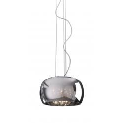 CRYSTAL LAMPA WISZĄCA P0076-06X-F4FZ ZUMA LINE