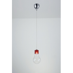 BULBO LAMPA WISZĄCA P0313-01E-F4AQ ZUMA LINE