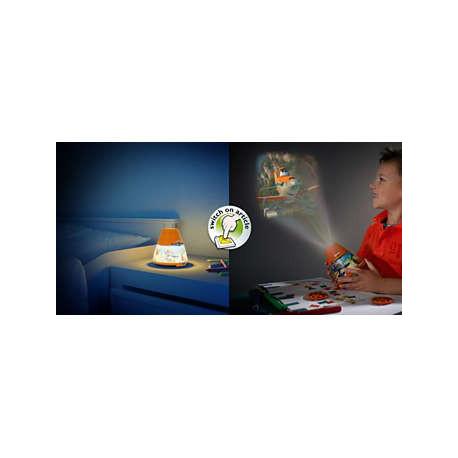 PLANES 71769/53/16 PROJEKTOR- LAMPA LED PHILIPS