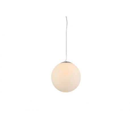 WHITE BALL 30 LAMPA WISZĄCA AZZARDO FLWB30WH