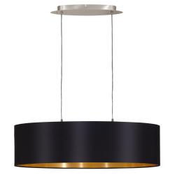 MASERLO 31611 LAMPA WISZĄCA ABAŻUR EGLO ---rabat w koszyku -5%  ---