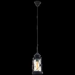 BRADFORD 49213 LAMPA WISZĄCA VINTAGE EGLO