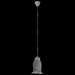 TALBOT 1 49208 LAMPA WISZĄCA VINTAGE EGLO