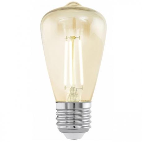 ŻARÓWKA DEKORACYJNA LED 11553 VINTAGE EGLO E27 3,5W