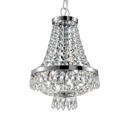 CAESAR SP4 034072 ŻYRANDOL LAMPA WISZĄCA IDEAL LUX