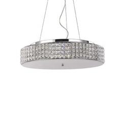 ROMA SP9 093048 NOWOCZESNA LAMPA WISZĄCA IDEAL LUX