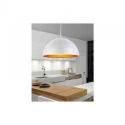 MO 40 LAMPA WISZĄCA FB6838-40 WHITE/GOLD AZZARDO