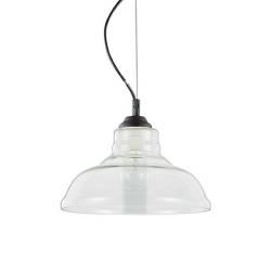 BISTRO' SP1 PLATE 112336 LAMPA WISZĄCA IDEAL LUX
