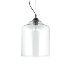 BISTRO' SP1 SQUARE 112305 LAMPA WISZĄCA IDEAL LUX