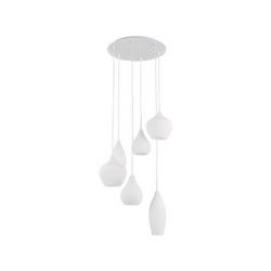SOFT SB6 087818 BIANCO LAMPA WISZĄCA IDEAL LUX