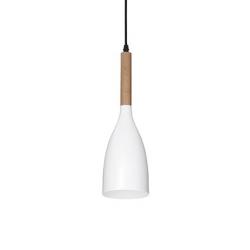 MANHATTAN SP1 110745 BIANCO LAMPA WISZĄCA IDEAL LUX