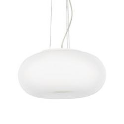 ULISSE SP3 D52 098616 LAMPA WISZĄCA IDEAL LUX