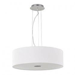 WOODY SP5 103242 BIANCO LAMPA WISZĄCA 87719 IDEAL LUX