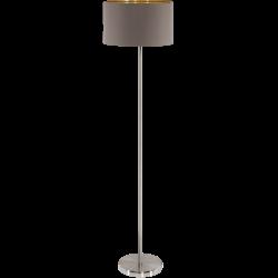 MASERLO 95172 LAMPA PODŁOGOWA ABAŻUR EGLO