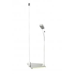 NORMAN XL LAMPA WISZĄCA LED MD5932L-X WHITE AZZARDO