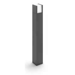 __ dostępne od ręki___ ARBOUR 16463/93/P3 LAMPA OGRODOWA SŁUPEK PHILIPS 4000K