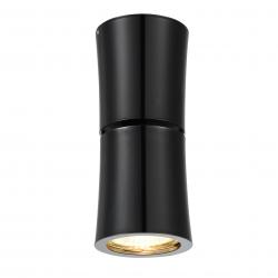 LINO LAMPA NATYNKOWA NC1802-YLD CZARNA AZZARDO