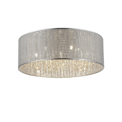 LAMPA SUFITOWA ZUMA LINE BLINK CEILING C0173-07W