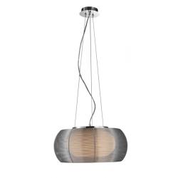 TANGO LAMPA WISZĄCA ZUMA LINE MD1104-2 SILVER