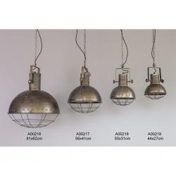 MATIX A00218 LAMPA WISZĄCA LOFT ALURO