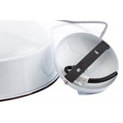 FLUX WHITE A00054 LAMPA WISZĄCA LOFT ALURO