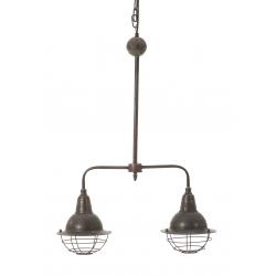 MAZINE A00038 LAMPA WISZĄCA LOFT ALURO
