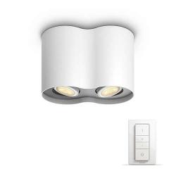 PILLAR HUE 56332/31/P7 LAMPA SUFITOWA PHILIPS Z PILOTEM