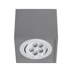 BOX LED GRAY 9630 LAMPA NATYNKOWA NOWODVORSKI