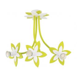 FLOWERS GREEN 6898 PLAFON NOWODVORSKI