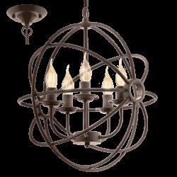 EBRINGTON 49773 LAMPA WISZĄCA VINTAGE EGLO